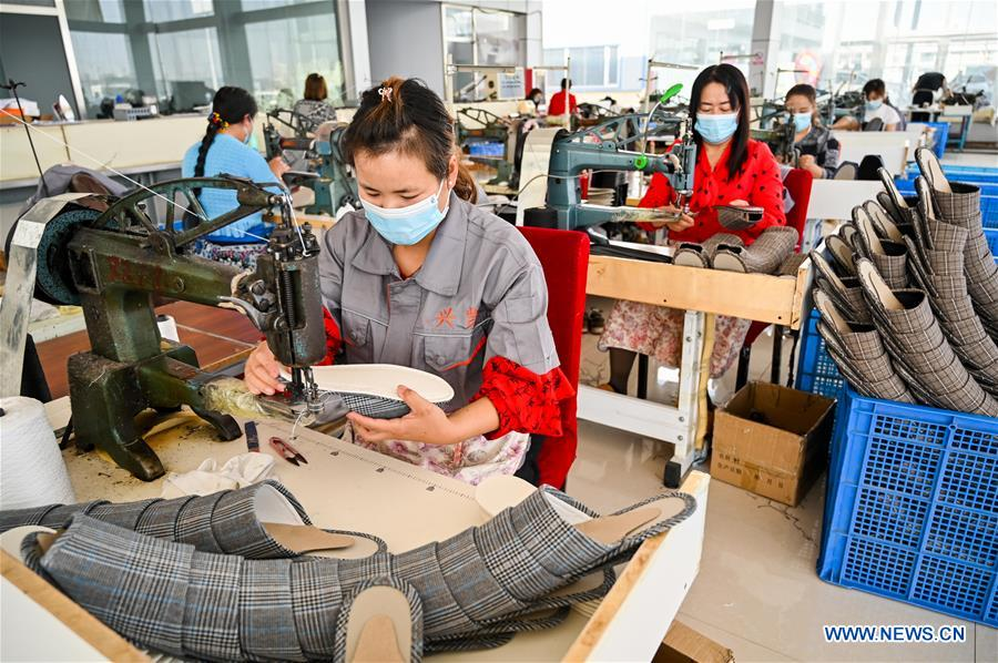 Poverty Alleviation Workshops Resume Work Orderly in Inner M